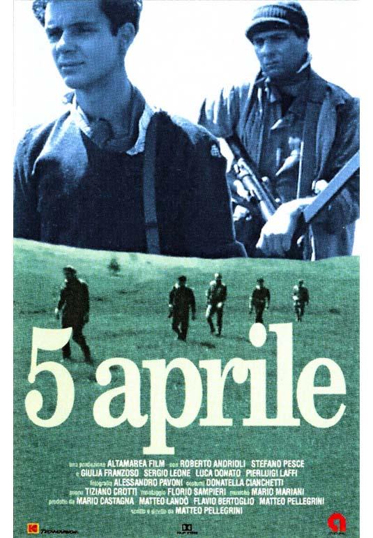 5 APRILE / APRIL 5TH