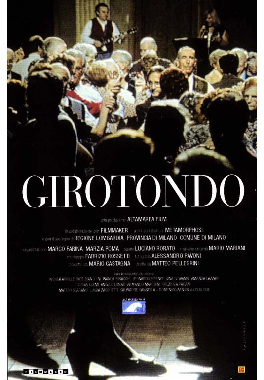 GIROTONDO / RING AROUND THE ROSIE